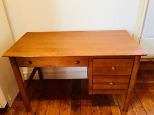 PRICED TO SELL!! Beautiful 'Made in Canada' Solid Hardwood Desk