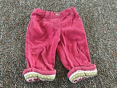 Gymboree Pink Corduroy Pants 3-6M Gymboree Corduroy Pant