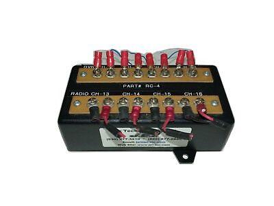 J.e.i. Rc-4 Audio Isolator - Transformer And Ac Coupled Isolator