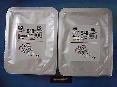 HP 940 PRINT HEAD  BLACK / YELLOW MAGENTA/CYAN C4900A for HP OfficeJet Pro 8500