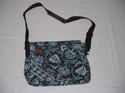 Vera Bradley Java Blue Diaper Bag