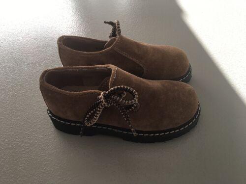 Dirndl Wiesn Schuhe Baby Junge Tracht