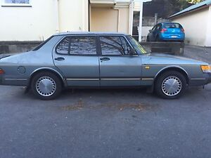 Saab 900 1988 Milton Brisbane North West Preview