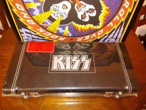 KISS BOX SET 5 CD GENE PAUL PETER CRISS ACE FREHLEY ERIC BRUCE DESTROYER AUCOIN