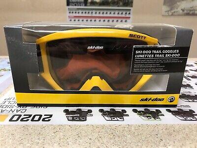 Scott Hustle Vinyl Adult Snowsport Snowmobile Goggles Brand NEW! Many Colors