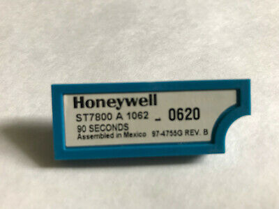 Honeywell St7800a1062 Fixed 90 Seconds Purge Timer Bu