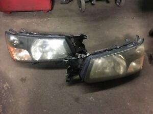 2004 Subaru Forester head lights $250
