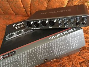 M-Audio USB Recording interface