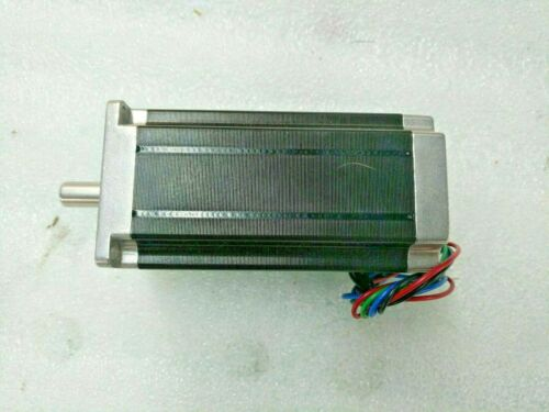 23HE454204S Nema 23 Stepper Motor 3Nm(425oz.in) 4.2A  Shaft for CNC Router Mill