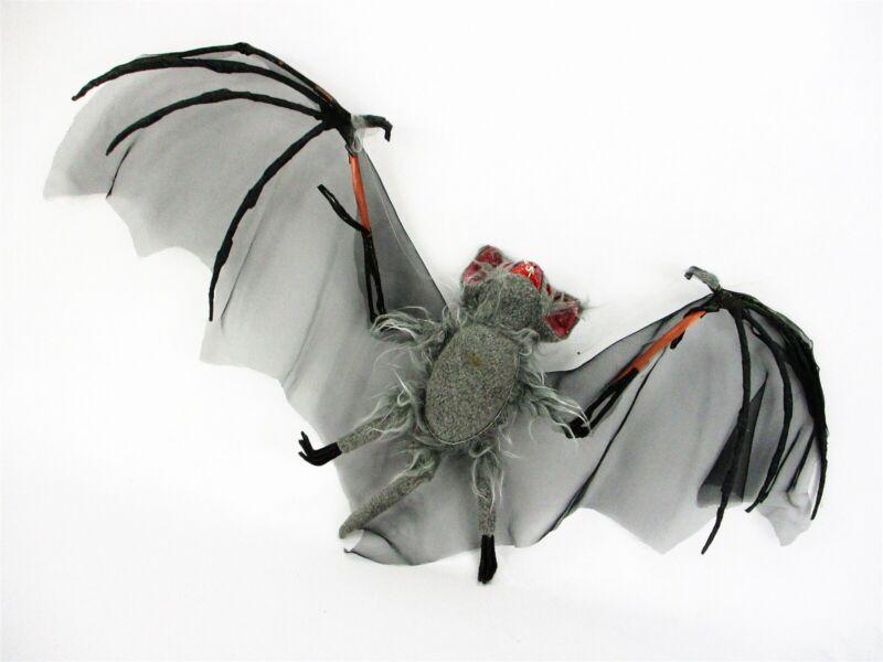 "29"" Scary Bat Halloween Haunted House Decoration Oriental Trading 25-5144 $36.98"