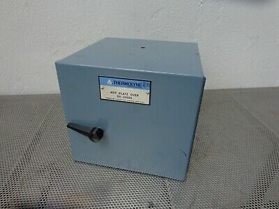 Thermolyne Ov-10600 Hot Plate Oven Enclosure Only
