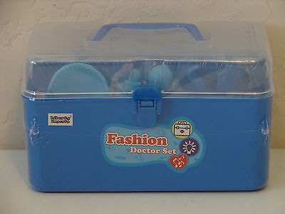 NEW Fashion DOCTOR SET MEDICAL KIT Playset for Kids - Pretend Play Medical Tools