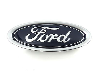 Genuine New Style FORD BONNET BADGE Front Emblem For All Mondeo Mk5 MKV 2014