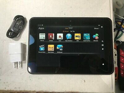 "Amazon Kindle Fire HD 2nd Gen 16GB 8.9"" Wi-Fi Touchscreen Tablet (3HT7G)"