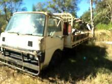Nissan Truck 4.2 Ton UH40 3/85 Wrecking only Tamborine Ipswich South Preview