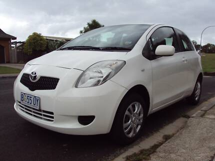 2006 Toyota Yaris YR New Clutch West Ulverstone Central Coast Preview