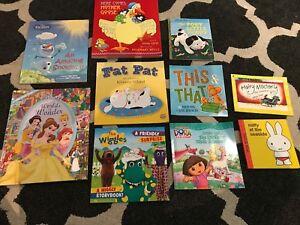 10 x children's books
