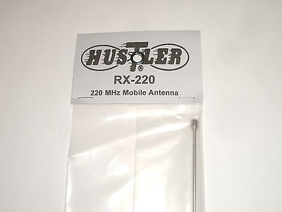 """Medium Duty Long 3//8-24 Threaded Spring For up to 60/"""" Antenna Sold by W5SWL"""