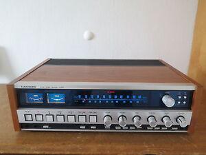 Tandberg TR 2075 Vintage Receiver , restauriert, Top-Zustand !