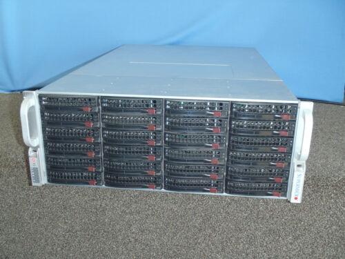 "4U Supermicro Storage Expander 3.5"" 45 Bay Server JBOD CSE-PTJBOD-CB2 Media"