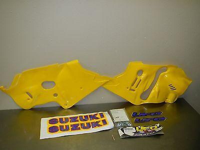 UFO Set Plastic Suzuki RM 125 1993-1995//RM 250 1993-1995 Replica