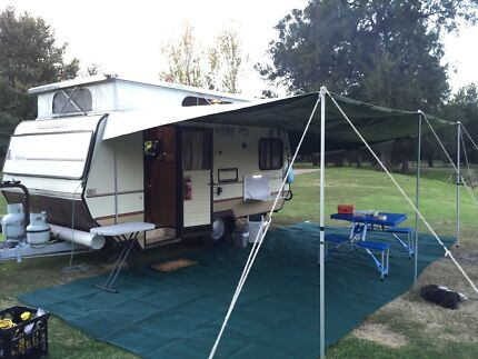 13ft Viscount pop-top, ready to free-camp with heaps of features Weston Weston Creek Preview