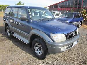 2000 Toyota LandCruiser GXL Wagon Westbury Meander Valley Preview