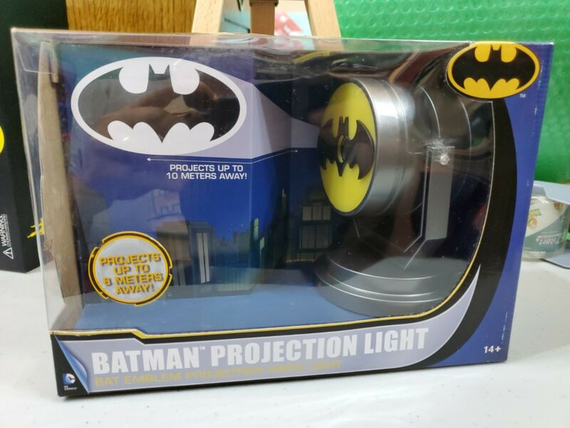 Batman Projection Light By Groovy UK New