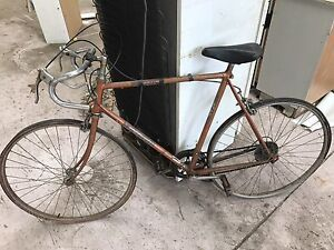 Road bike vintage Oxenford Gold Coast North Preview