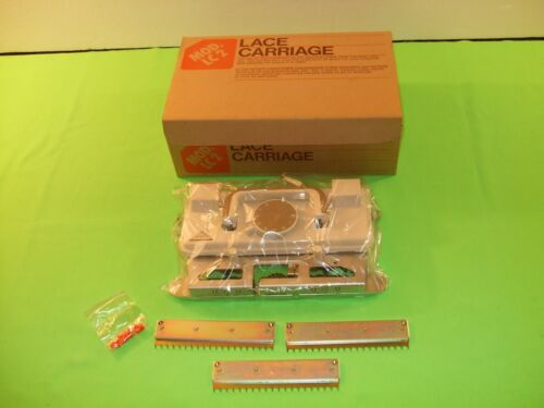 New in Box LC2 Lace Carriage for Studio Singer Knitmaster Knitting Machine
