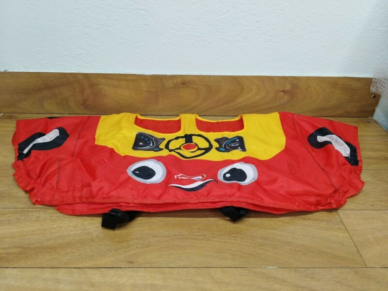 Little Tikes Cozy Coupe Shopping Cart Cover Red And Yellow
