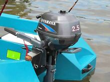 Outboard Motor 2.5Hp 4-Stroke Yamaha Clone Junction Hill Clarence Valley Preview
