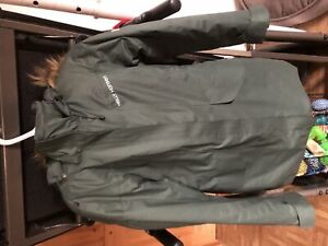 HH womens winter jacket