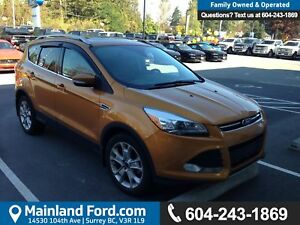 2016 Ford Escape Titanium *ACCIDENT FREE* * LOCALLY DRIVEN*