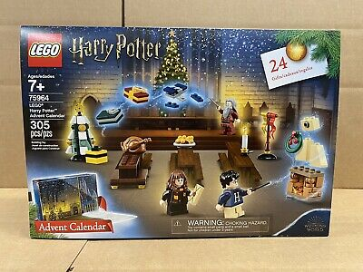 LEGO Harry Potter - 75964 - 2019 Advent Calendar - NEW - SEALED - FREE SHIPPING