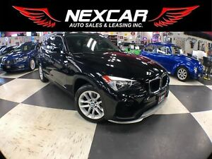 2015 BMW X1 DRIVE AUT0 AWD LEATHER PANO/ROOF P/SEAT 49K