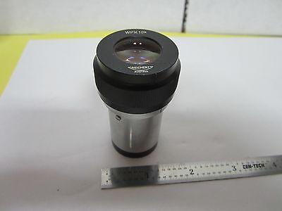 Reichert Leica Polyvar Eyepiece Wpk 10x Microscope Optics Binh1-30