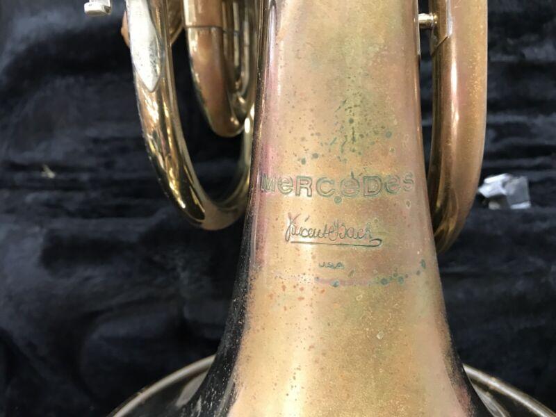 Mercedes Bach Marching Baritone SN: 92754