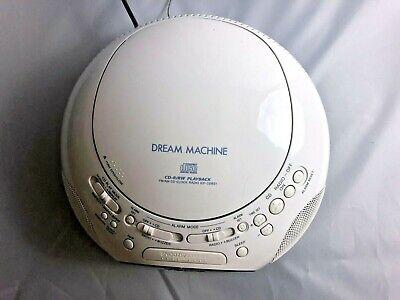 Sony ICF-CD831 Dream Machine AM/FM Radio and CD Alarm Clock