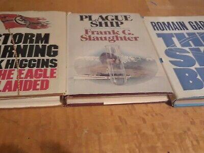 Storm Warning , Plague Ship , The Ski Bum ( Book club editons ) (Plague Ship)