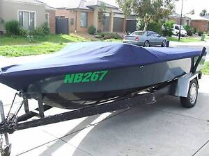 Savage ski boat, 308 mid mount with dog clutch Craigieburn Hume Area Preview