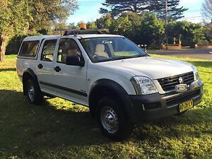 2004 HOLDEN RODEO AUTOMATIC DUALCAB Oatlands Parramatta Area Preview