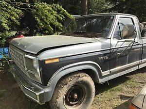 Ford 6.9 diesel, for parts unless u have a rear end