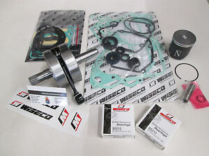 YAMAHA-YZ-250-ENGINE-REBUILD-KIT-CRANKSHAFT-PISTON-GASKETS-2001-2002