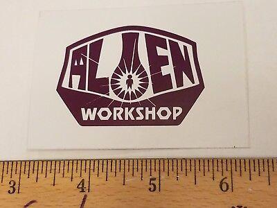 VTG 90/'s ALIEN WORKSHOP ROB DYRDEK NEIL BLENDER SKATEBOARD NOS MAGNET no sticker