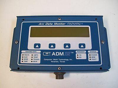 Computer Weld Tech Arc Data Monitor Iv   Used   Free Shipping