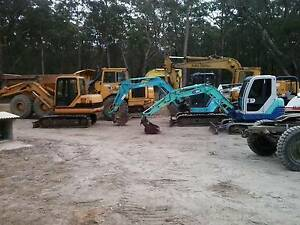 WANTED excavators dozers loaders skid steer dump truck TOP $$$$$$ Ryhope Lake Macquarie Area Preview