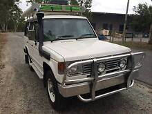 1991 Mitsubishi Pajero Turbo Diesel with RWC and rego Geebung Brisbane North East Preview