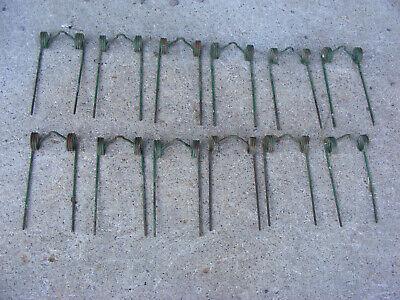 12 Used John Deere 14t 24t Baler Hay Pickup Teeth Tines Part