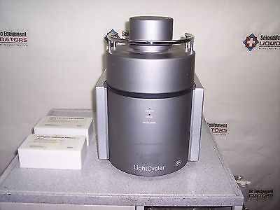 Roche Lightcycler Ii Thermal Cycler